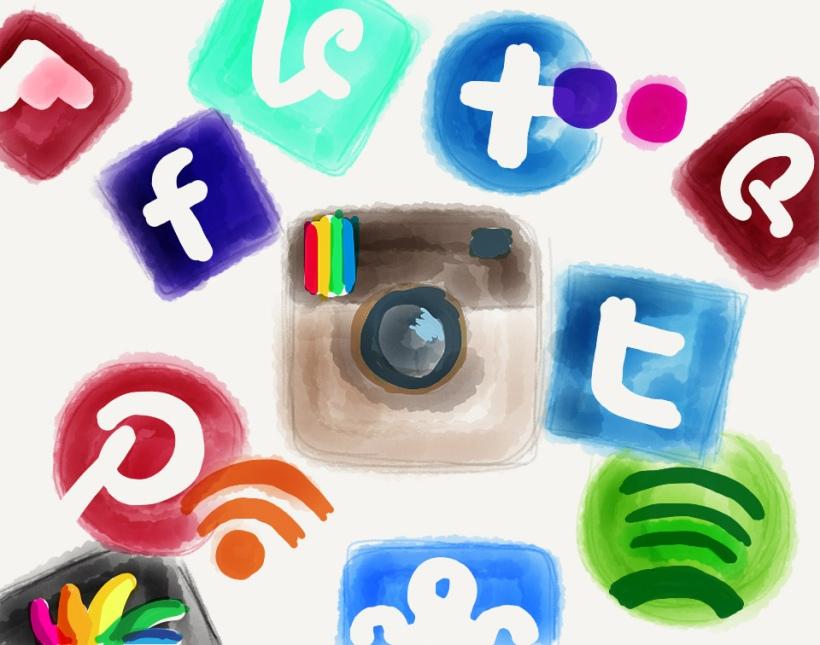 social media frau hoelle